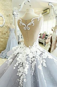 pulchritudinous wedding dresses designer cinderella blush gown 2016 - 2017
