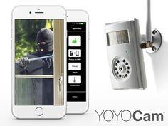 YOYOCam Trådløst Overvåkingskamera Med 3G