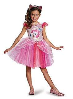 Disguise Pinkie Pie Tutu Deluxe My Little Pony Costume Medium78 * Check out this great product.