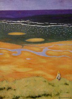 Felix Vallotton, The Rising Tide 1913