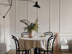 LisaSansMona — A Classic Scandinavian Apartment House Design, Living Room Interior, Apartment Inspiration, Simple Furniture, Decor, Apartment, Home, Interior, Home Decor