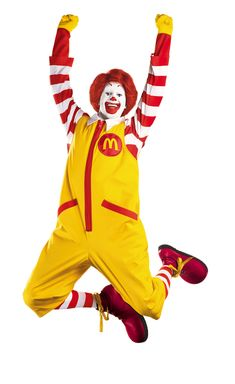 RE not working out for you ? I heard McDonald's is looking for a clown. RE not working out for you ? I heard McDonald's is looking for a clown. You have plenty of experience in that. Mascot Costumes, Cosplay Costumes, Halloween Costumes, Ronald Mcdonald Costume, Clown Pics, Photoshop Editing Tutorials, Jake And Dinos Chapman, Disney University, Creepy Photos