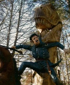 In Pictures: Weird Roadside Attractions - Forbes. Dinosaur Kingdom, Natural Bridge, VA