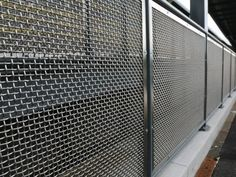 Remarkable Mesh Fencing Types
