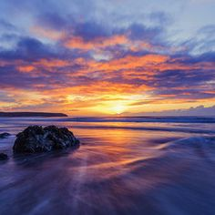 Sunrise in Waterford by Paul Flynn on Sunrise, Fire, Earth, Celestial, Water, Landscapes, Outdoor, Stars, Photos