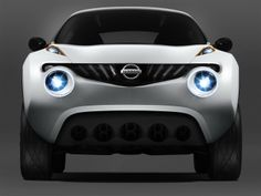 Nissan Qazana Concept '03.2009