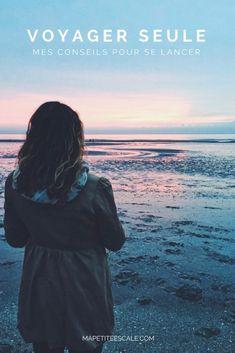 5 conseils pour celles qui ont peur de voyager seule #voyagesolo #voyagerseule