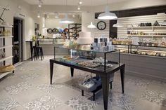 Tserki Pastry Shop by Stirixis, Paros Island – Greece » Retail Design Blog