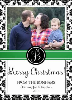 free downloadable photo christmas card templates - Free Christmas Card Templates For Photographers
