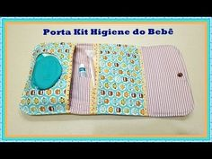 Passo à passo Kit Higiene do Bebê | Vivartesanato