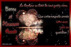 Carte de voeux - Joliecarte.com Nouvel An Citation, Happy New Year, Happy New Year Wishes, Happy New Years Eve