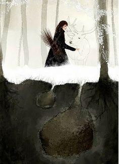 'Woods' by Barbara Bargiggia