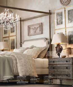 Rooms | Restoration Hardware- bedding | Home Sweet Home ...