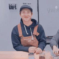 Hoseok, Namjoon, Bts, Blue Aesthetic, Letters, Kpop, Letter, Fonts