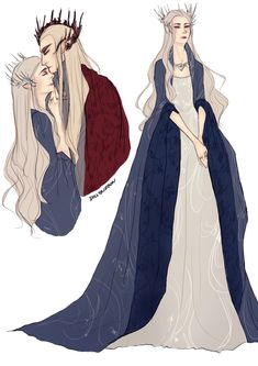 [Re]Introducing the Elven Queen, Elithien! I also tweaked her hair colour to be slightly more. Cool Tattoos For Girls, Girl Back Tattoos, Lower Back Tattoos, Hobbit Art, O Hobbit, Lotr, Geek Quotes, Elven Queen, Legolas And Thranduil