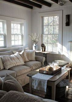 Nice 48 Farmhouse Style Living Room and Kitchen Decorating Ideas https://homegardenr.com/48-farmhouse-style-living-room-and-kitchen-decorating-ideas/