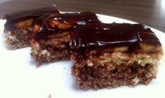 Fotorecept: Kokosovo-banánový koláč zo špaldovej múky - Recept pre každého kuchára, množstvo receptov pre pečenie a varenie. Recepty pre chutný život. Slovenské jedlá a medzinárodná kuchyňa
