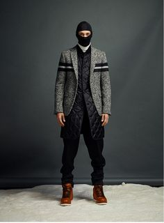 Alessandro Sartori, the new creative director of Z Zegna, unveiled his Fall/Winter 2017 collection during Pitti Uomo 91.