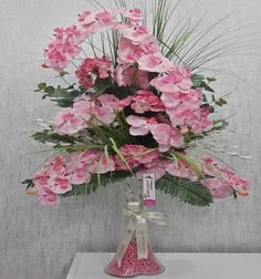 Yapay Çiçek Pembe