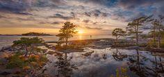 By the Seashore by Janne Kahila on 500px