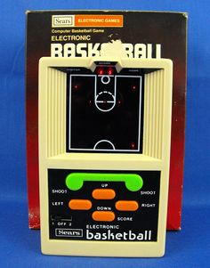 The Electronic Bowling Game By Marx Bleeping Relics