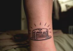 Tattoos to Die For or Cry For? Pancakes