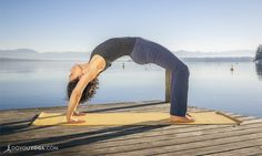 """During a recent yoga class, a yoga instructor gave me a firm adjustment in Setu Bandha Sarvangasana (Bridge Pose). Upon feeling my body fight back in response, she announced, """"Oh. We need to be doing more of this, now, don't we?""""  Bridge was already the modification offered for Urdhva Dhanurasana (Wheel Pose)"""