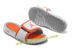 ec0d07f72f5c Nike Jordan Hydro 2 Slide Sandal White Orange Adidas Boost