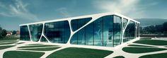La arquitectura es el juego sabio, correcto y magnífico de los volúmenes bajo la luz. #luz #volumenes #arquitecturajuegosabio