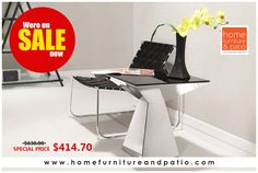 Zuo Modern Tyrell Table Tall - On SALE! #sale #sidetable #table