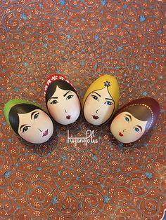 Norooz eggs - Persian new year haft seen