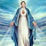 Potentissima preghiera delle Sette Sante Benedizioni - La Luce di Maria