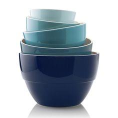 Crate & Barrel Market Bowls