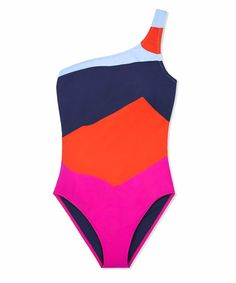 7 swimsuits that will help you downplay your broad shoulders this summer.