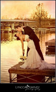 Gone with the Wind wedding picture pose? How about a big yes. Except of course not by the water because then it wouldn't go along with the movie..