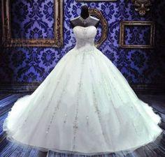 2015 New White/Ivory Wedding dress Bridal gown Custom Plus-size:2-18 20 22 24+++