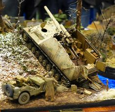 By Editor — Continuing our coverage of the 2015 Scale Modelworld in Telford…