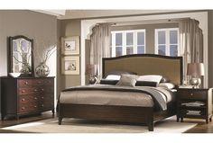 New Haven Queen Panel Bed