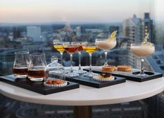 Manchester Rum Tasting | Orchid City Spa