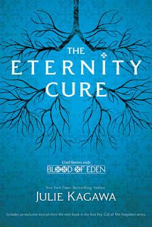 The Eternity Cure (Blood of Eden, # 2) by Julie Kagawa. I could not put either of these books down! A different type of vampire story (which are NOT my favorite), definitely worth the read.