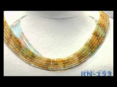 New Wholesale Archive of Beautiful & Exquisite Semi Precious Gemstone Ne...