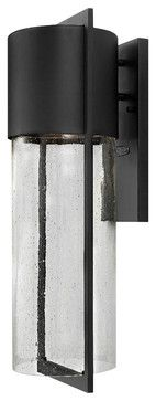Dwell Large Outdoor Wall Lantern - traditional - outdoor lighting - Carolina Rustica