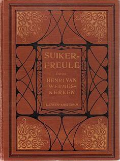 """Book cover for """"Suikerfreule"""" by Henri van Wermes-Kerken"""