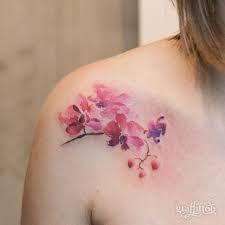 Imagini pentru orchid watercolor