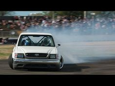 Yes, Virginia, You Can Drift A Toyota Hilux!