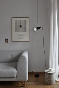 Droomlamp 2.0 – De Flos Parentesi lamp – Michiel Bosman Interior, Interior Inspiration, Interior Lighting, Home Decor, Lights, Room Decor, Dining Table Chairs, Interior Design, Flos