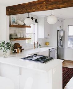 This kitchen is perfect