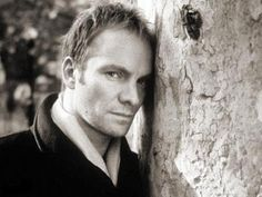 """Sting (1993) - this foto was part of a session for the release of his album """"Ten Summoner's Tales""""."""