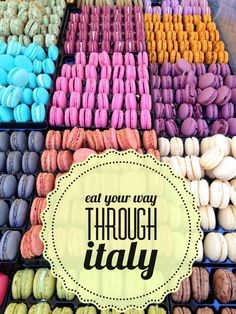 Italy is synonymous with delicious food. Think you know Italian cuisine? Check out these 10 tantalizing Italian foods.