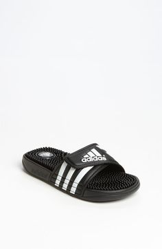 adidas 'Adissage' Sandal (Toddler, Little Kid & Big Kid) available at #Nordstrom